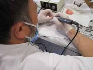 歯科往診を受けました🦷